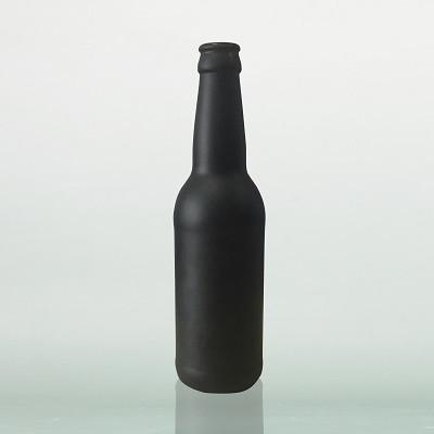 330ml Glass Black Beer Bottles